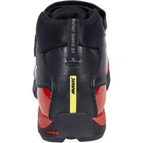 Mavic Deemax Elite Chaussures Homme, black/fiery red/black